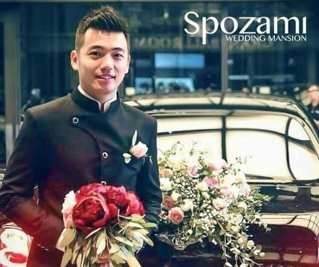 亚洲体坛又一男神结婚了连续两年在羽坛最帅
