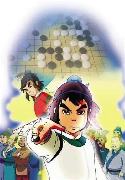 围棋少年-那些年我们一起追过的动画片