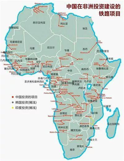 """牛逼哄哄的""""中国造"""",在非洲搞了这么多大事情"""