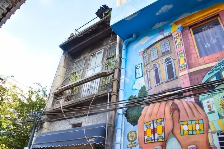 ins风,创意店,最美老街恩宁路变成广州的新网红!