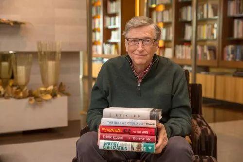 比尔 盖茨2017年推荐的五本好书有哪些图片