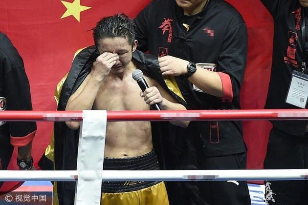 邹市明向WBO申诉失败:赛场有中国人暗动手脚