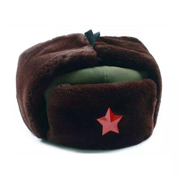 毛军帽/雷锋帽(Ushanka)