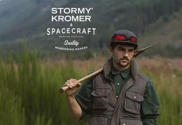 铁路工人帽(Stormy Kromer Cap)