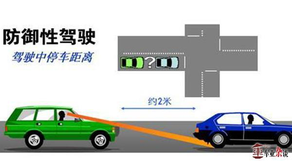 学会防御,才是驾驶员的最高境界 - 周磊 - 周磊
