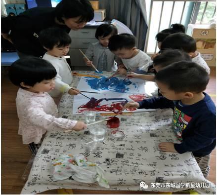 [家长助教月]我们相约而至 --东城国学新星幼儿