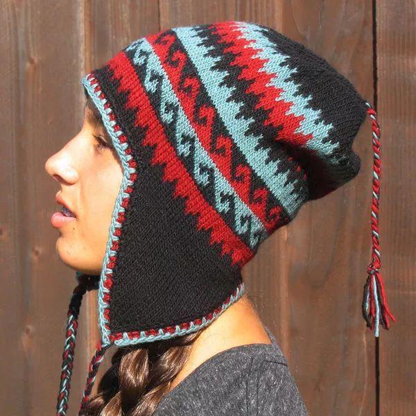针织帽(Bobble Hat)