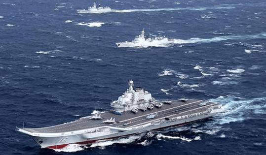 中国航母具备多种强大功能除了应对美军