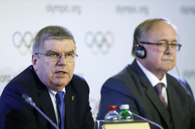国际奥委会:禁止俄罗斯代表团参加2018平昌冬奥会