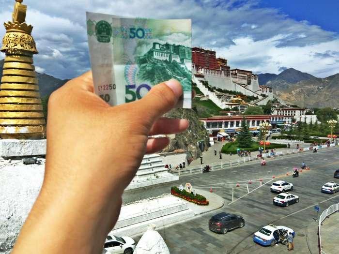 到了西藏拉萨,你可以不进布达拉宫,但是这个免费的地方你得去