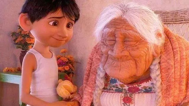 我愿一直在你身边_《寻梦环游记》看哭了,告诉孩子:我们只有一生的时间
