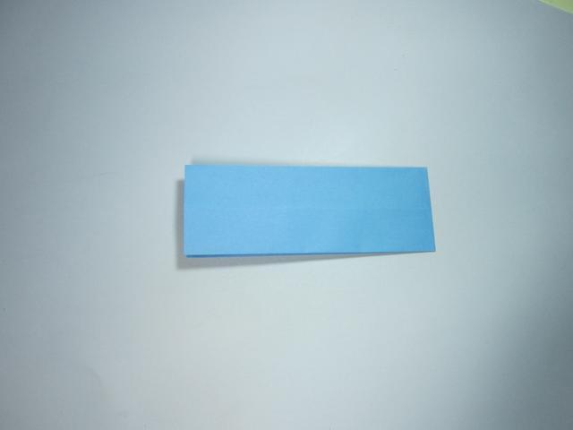儿童手工折纸回力标 回旋镖折纸详细图解