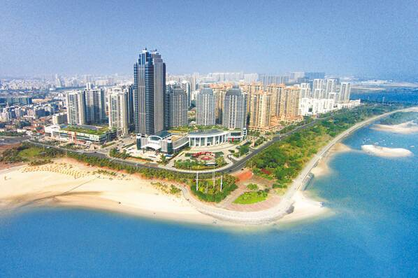 湛江未来十年经济总量_湛江大学城未来规划图
