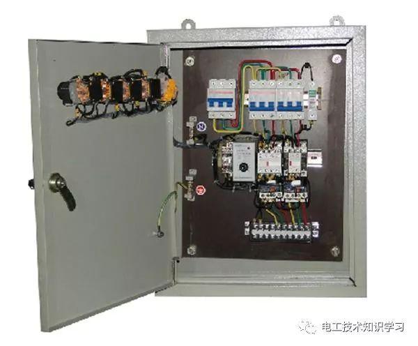 电工必备|配电箱接线图 了解接线图才能安全快速的安装电箱-电工技术