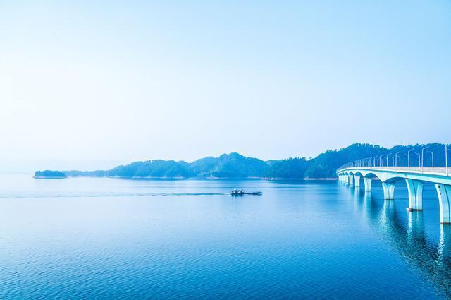 创造了世界之最的千岛湖底下竟埋了一座2000年古城,教你环湖最美的打开方式