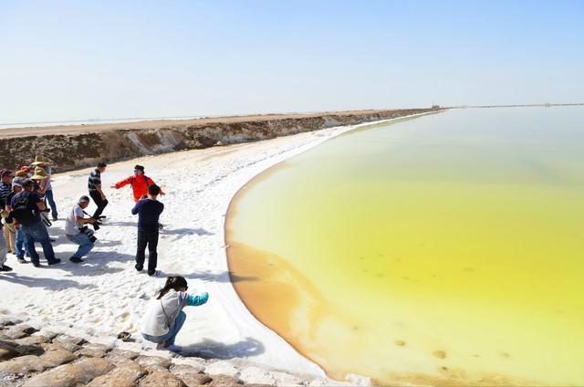 """中国最有""""价值""""的湖泊,600亿的储量,可以从地球连接到火星"""