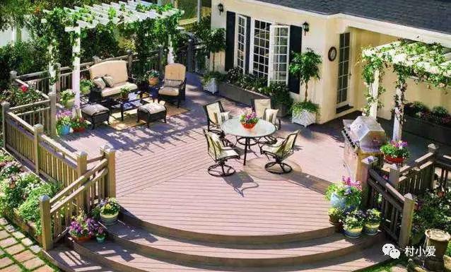 17x11m带玻璃温室 屋顶花园美墅,引领乡村建房新理念
