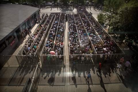 2005年北京外来人口_环球时报:赶外来人口的个别镇村代表不了北京