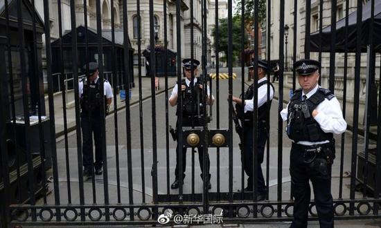 英国挫败一起针对首相的恐袭阴谋 2名嫌疑人已被捕