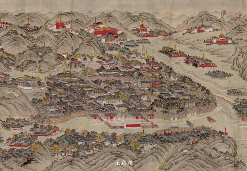 北京庄园,为别墅阅历丰富者而生