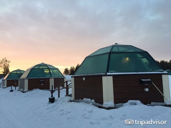 住雪山古堡,抬头就能看北极光,5个冬季必去的仙境酒店!