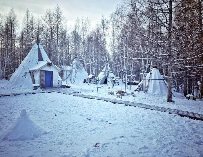 """现实版""""冰雪奇缘"""",零下58℃河水不结冰!"""