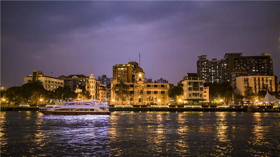 昨夜,广州惊艳了世界!