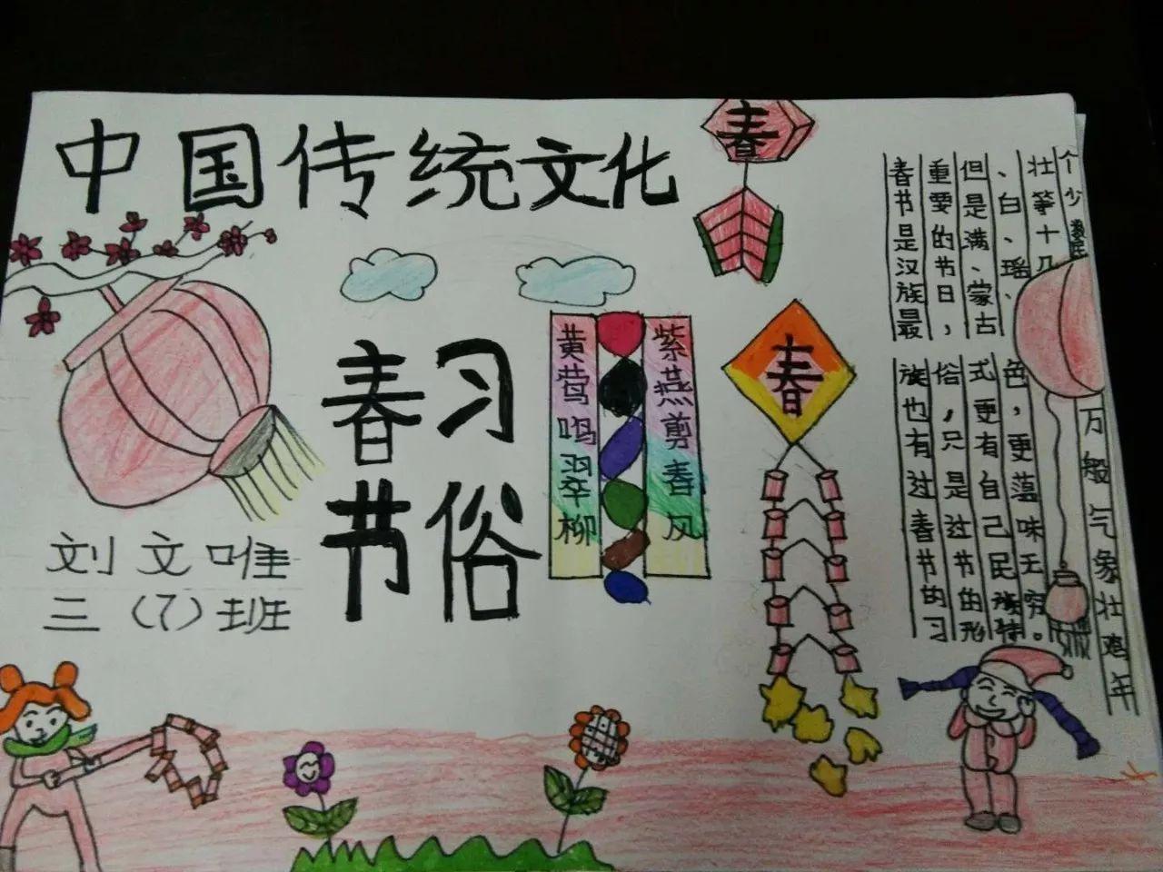 400字写生活中的传统文化作文:春节_初中说明文