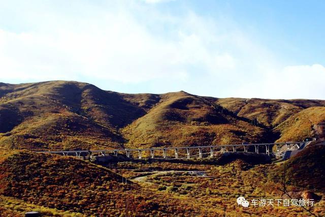 四川境内10条必驾公路,包含80%的蜀地美景,自驾旅行绝不能错过