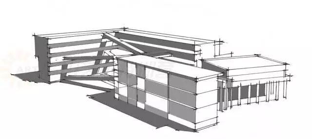 【手绘干货】建筑手绘表达技巧