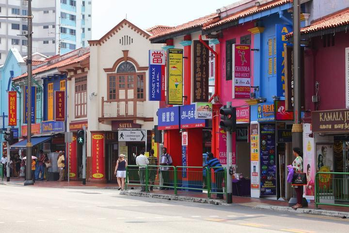 觅食不迷路,搭地铁轻松吃遍新加坡!