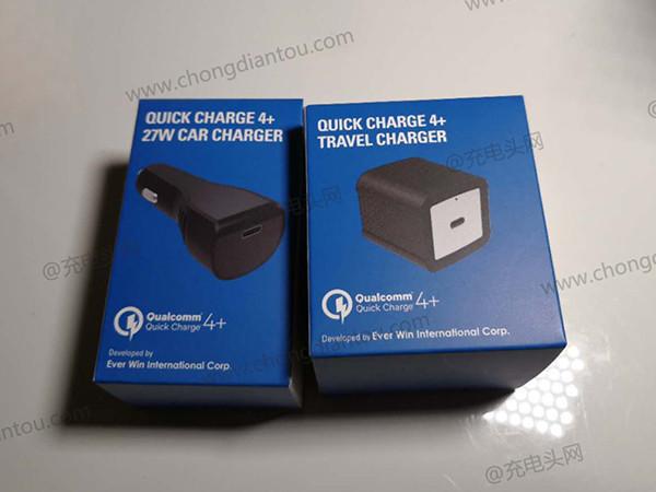 27W极速快充 高通出品QC4+充电器解析