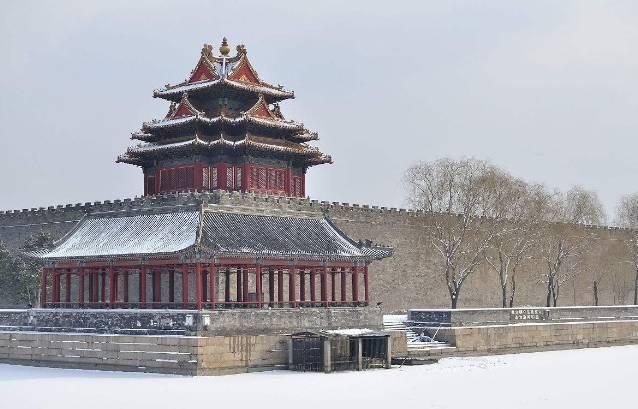 烧丹未得不死药_故宫雪景|一下雪,北京就成了北平_搜狐旅游_搜狐网