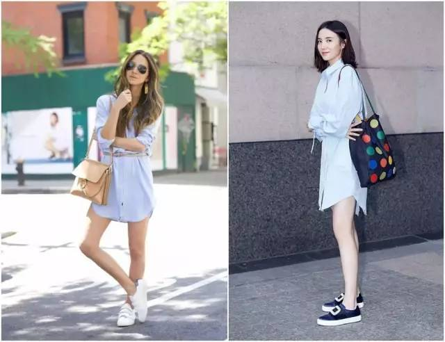 有一双鞋一年四季都能穿整个衣橱都能搭!