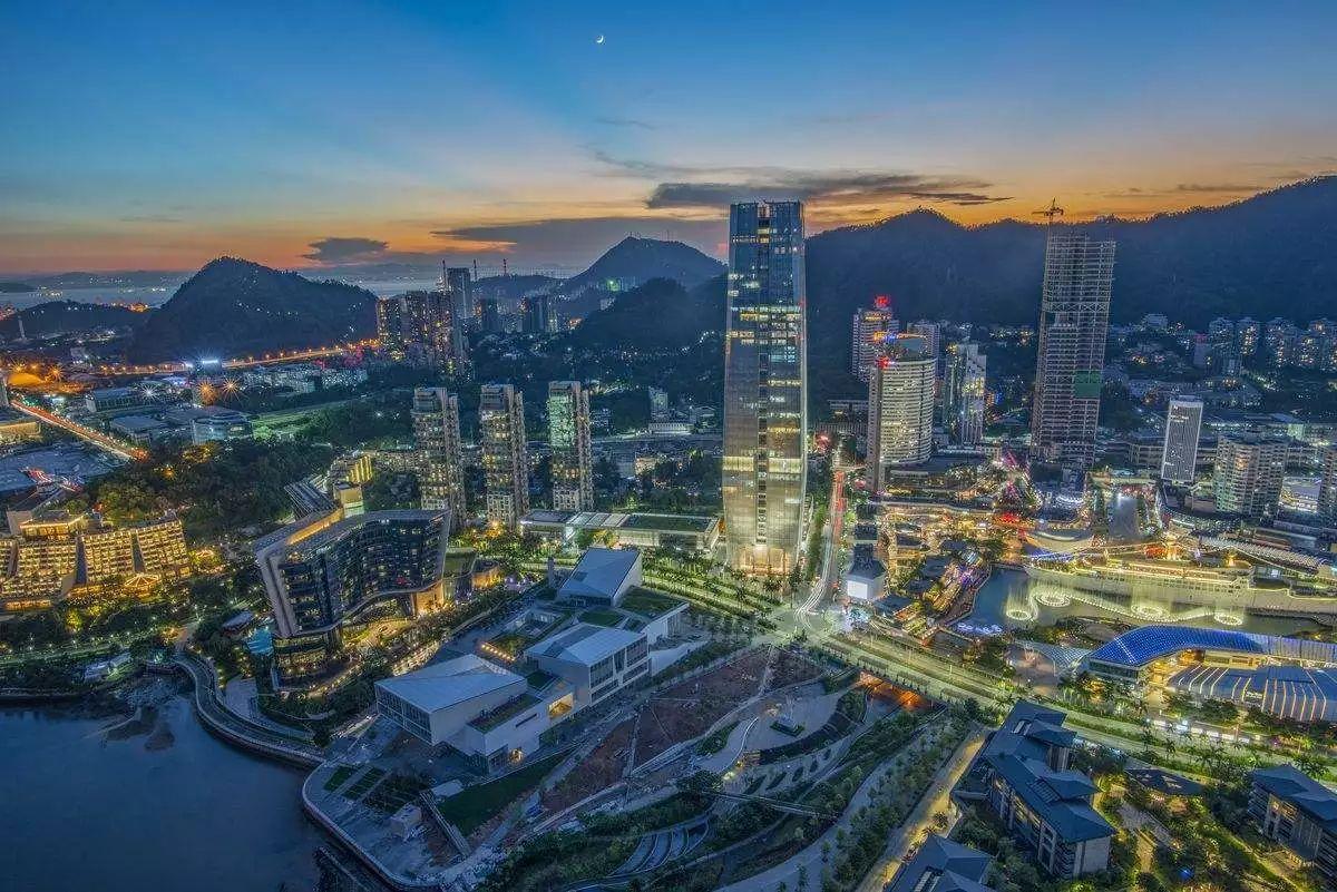 05 南 山 区 如今深圳将现第5座高铁站 西丽高铁站将与深圳北站具有