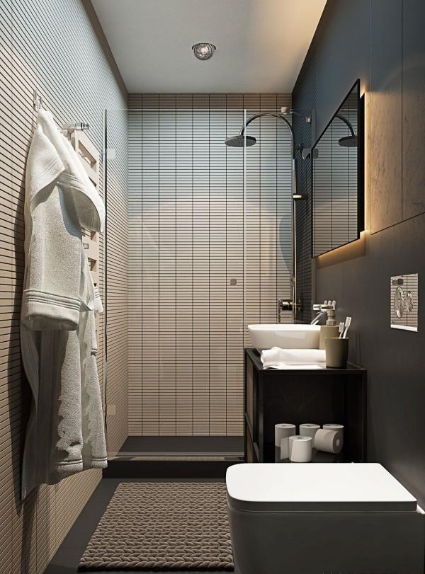 厕所 家居 设计 卫生间 卫生间装修 装修 600_811 竖版 竖屏