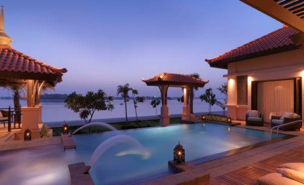 咱有钱了也去迪拜旅游,这些拥有绝美景致的泳池酒店一个也不落下