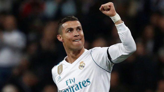 C罗:皇马目标就是要夺三连冠爱死欧冠联赛了