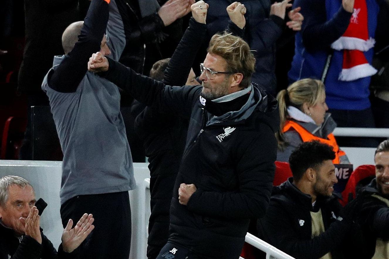 """库蒂尼奥欧冠首戴帽,利物浦请对手""""喝七喜"""""""