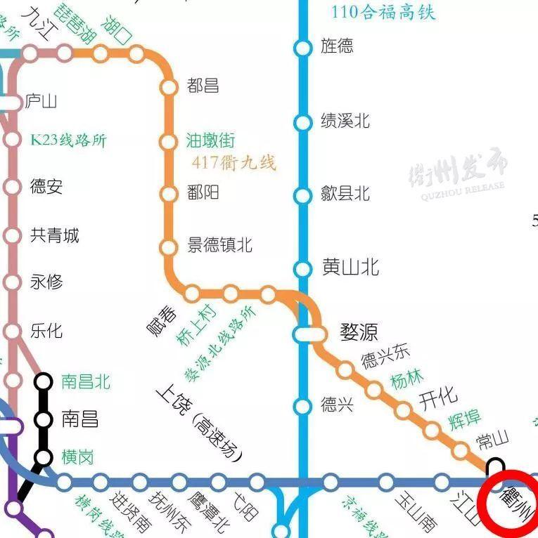 景德镇景北片区规划图