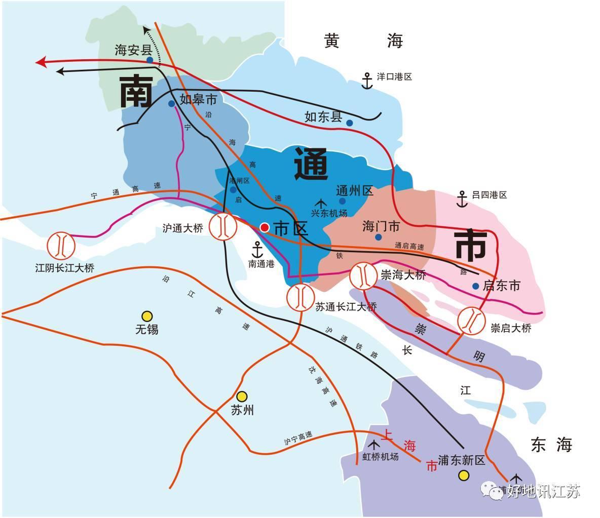 【走进通州】靠江,靠海,靠上海,崛起中的通州有何规划