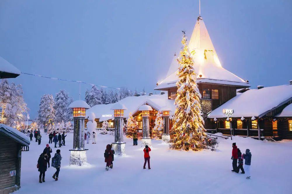 这个冬天,和圣诞老人一起送温暖