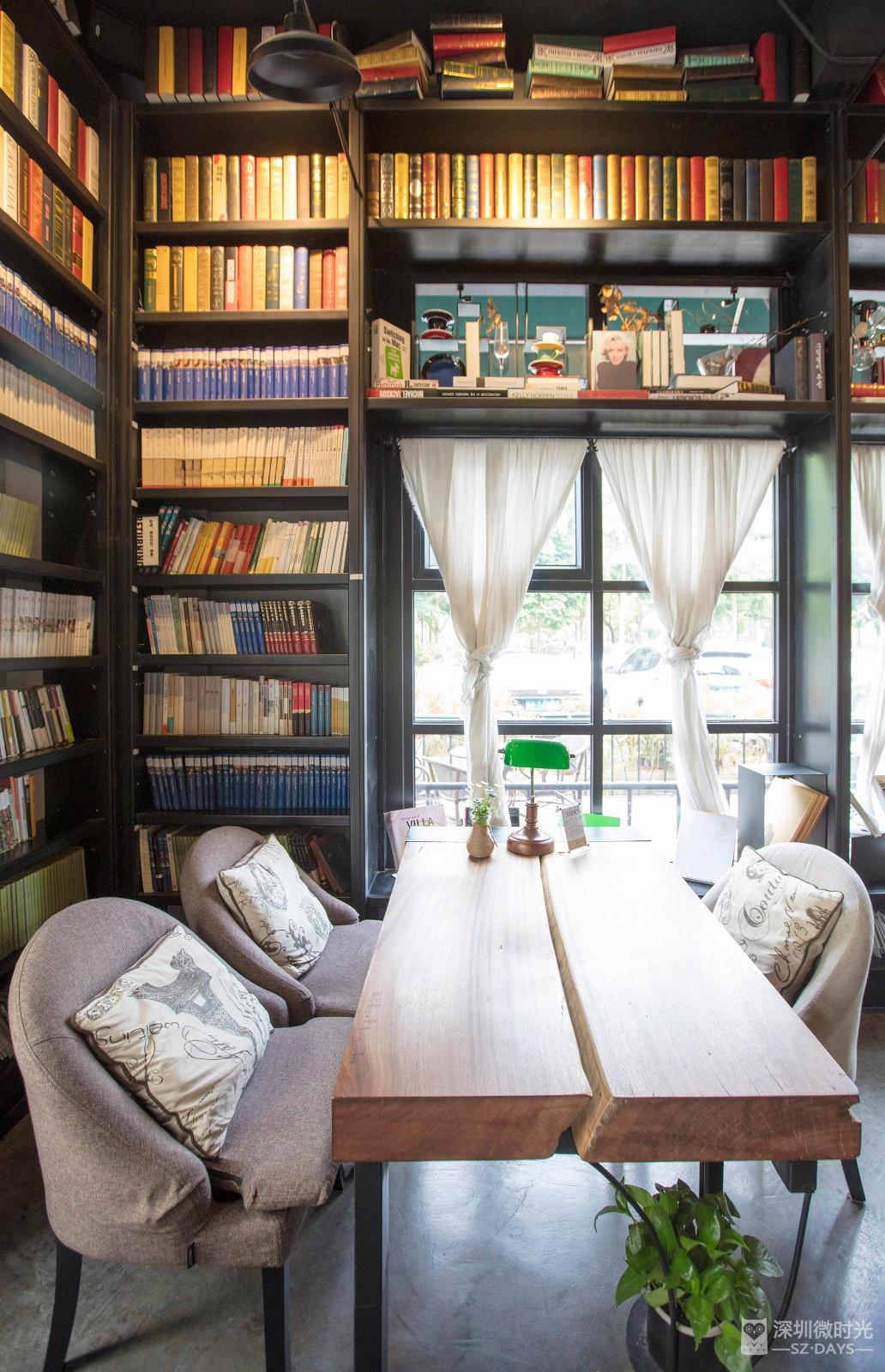 独栋别墅、书籍阶梯…深圳最美图书馆原来藏在这里!