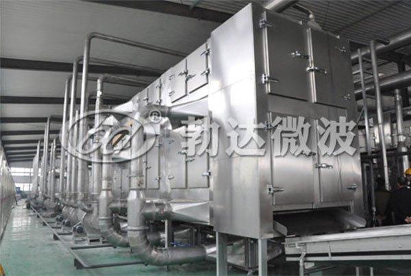 勃达热泵烘干机在玫瑰花深加工的应用