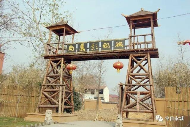 走,去咱大永城最美的村庄拍照去!
