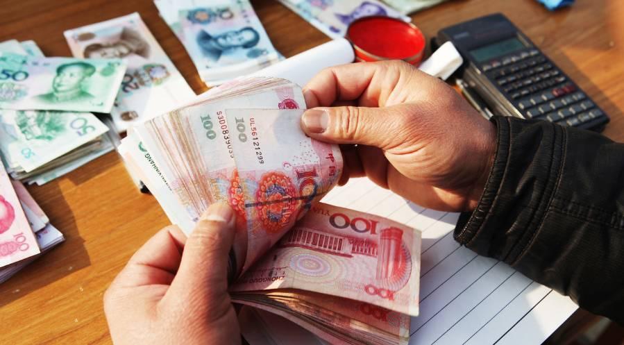 居民人均存款_中国人均存款是多少