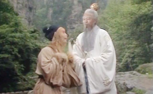 孙悟空对花果山众猴说出师承,菩提祖师为何没灭了他?