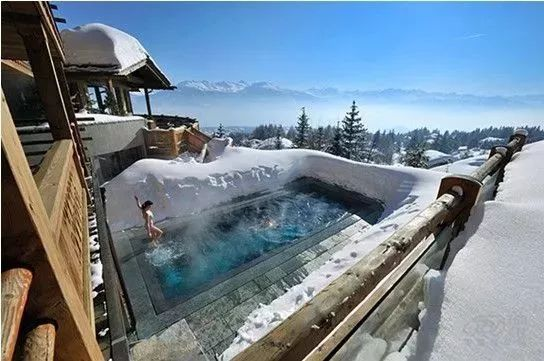 全球最美的雪景TOP8,第一名就在东北