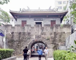 深圳观筑 | 南头古城 · 艺术造城搭建活动志愿者招募