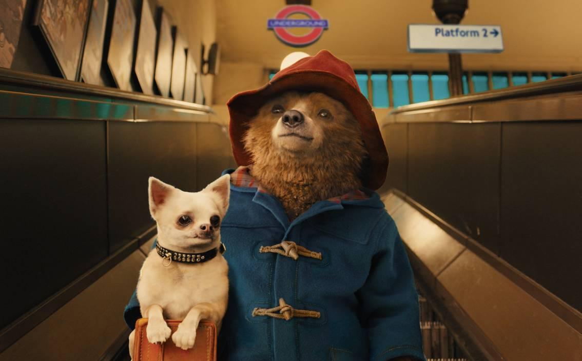 家庭伦伦电影_评《帕丁顿熊2》:欢乐无比的暖心电影
